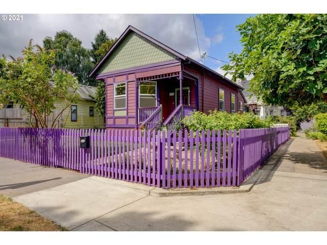 1101 SE 33RD Ave, Portland, OR 97214 (MLS #21669203) :: Holdhusen Real Estate Group