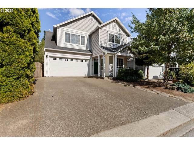 1288 NE Margeaux Pl, Hillsboro, OR 97124 (MLS #21669542) :: McKillion Real Estate Group