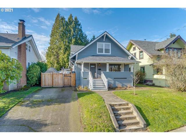 3745 SE 10TH Ave, Portland, OR 97202 (MLS #21669651) :: Gustavo Group