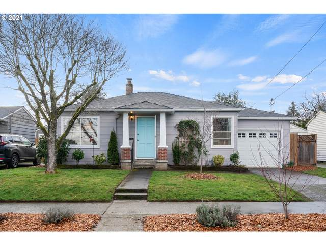 6617 SE 84TH Ave, Portland, OR 97266 (MLS #21669900) :: Fox Real Estate Group