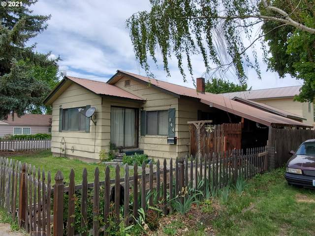 844 S 4TH St, Lakeview, OR 97630 (MLS #21670327) :: Townsend Jarvis Group Real Estate