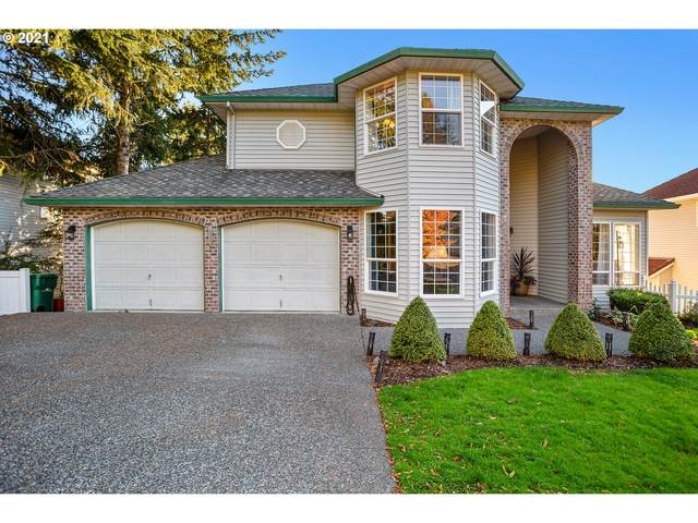 16377 SW Timberland Dr, Beaverton, OR 97007 (MLS #21670542) :: Brantley Christianson Real Estate
