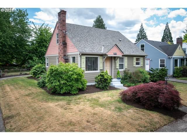 6940 N Olin Ave, Portland, OR 97203 (MLS #21670820) :: Stellar Realty Northwest