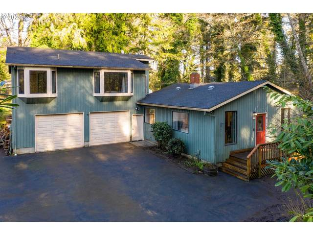 762 2nd St, Gearhart, OR 97138 (MLS #21671082) :: Fox Real Estate Group
