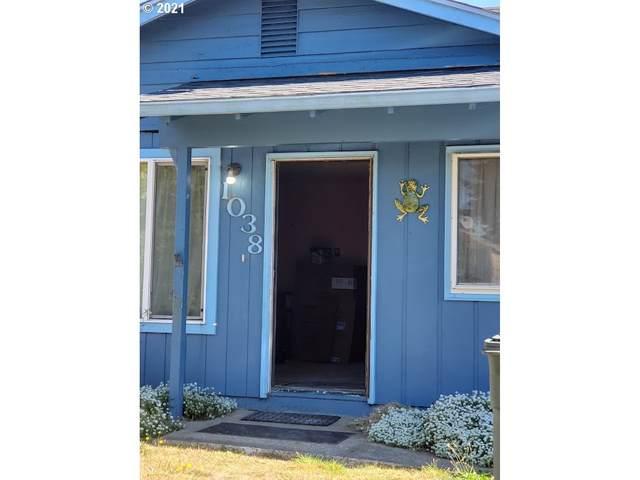 1038 NE Fogarty St, Newport, OR 97365 (MLS #21671483) :: Stellar Realty Northwest