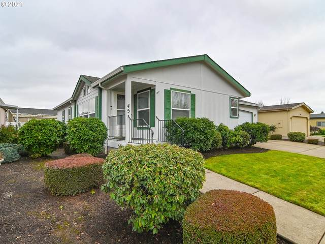 3220 Crescent Ave Sp45, Eugene, OR 97408 (MLS #21671769) :: Stellar Realty Northwest