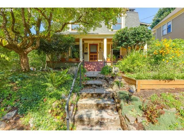 1405 SE Taylor St, Portland, OR 97214 (MLS #21671917) :: Real Tour Property Group