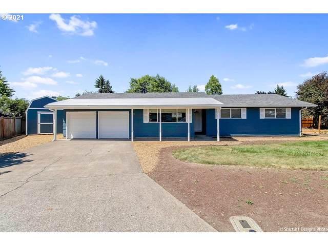 1085 Saville Ave, Eugene, OR 97404 (MLS #21672140) :: Brantley Christianson Real Estate