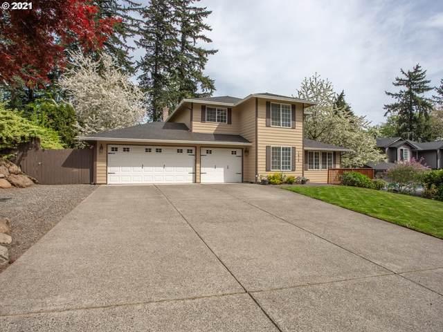 1615 SE 115TH Ct, Vancouver, WA 98664 (MLS #21672222) :: Premiere Property Group LLC