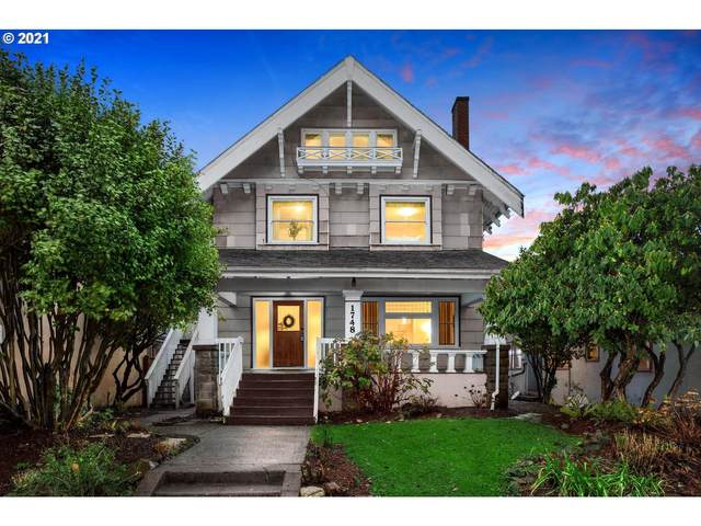 1748 SE 12TH Ave, Portland, OR 97214 (MLS #21672386) :: Next Home Realty Connection