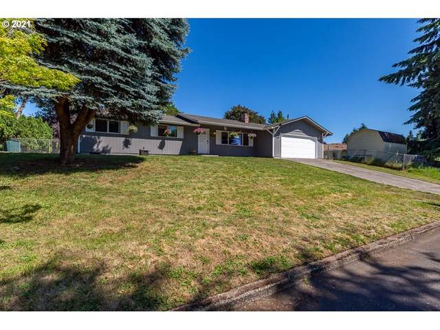 10303 NE 87TH Ave, Vancouver, WA 98662 (MLS #21672663) :: Premiere Property Group LLC