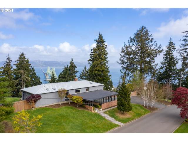 160 Skyline Ave, Astoria, OR 97103 (MLS #21673025) :: RE/MAX Integrity