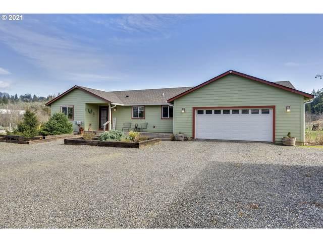 32900 SE Valentine Ln, Eagle Creek, OR 97022 (MLS #21673149) :: Fox Real Estate Group