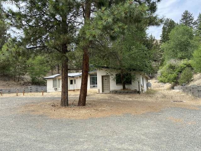 205 Nugget St, Canyon City, OR 97820 (MLS #21673204) :: The Liu Group