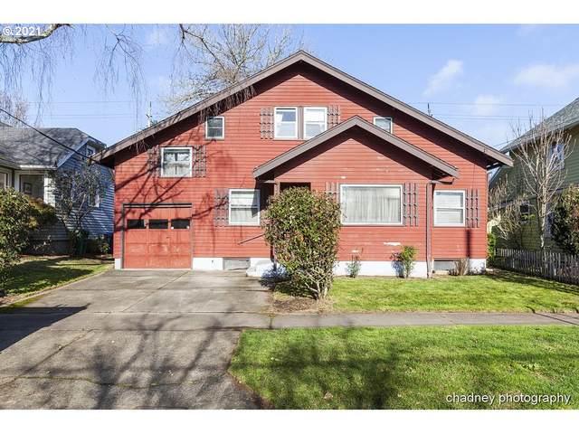 4215 SE Washington St, Portland, OR 97215 (MLS #21673251) :: Stellar Realty Northwest