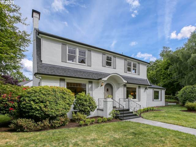 7316 SE 31ST Ave, Portland, OR 97202 (MLS #21673347) :: The Pacific Group