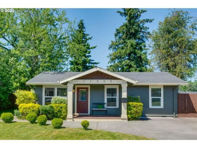 11805 NE Sacramento St, Portland, OR 97220 (MLS #21673348) :: Premiere Property Group LLC