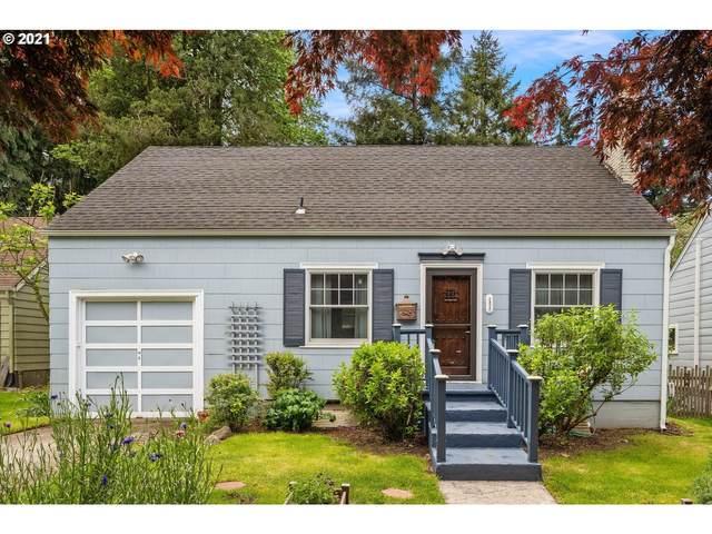3806 SE Lafayette Ct, Portland, OR 97202 (MLS #21673400) :: Premiere Property Group LLC