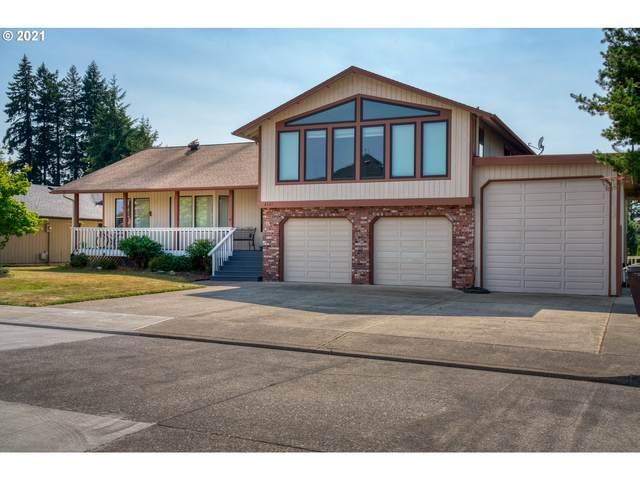2521 Peters Dr, Longview, WA 98632 (MLS #21673428) :: Real Estate by Wesley