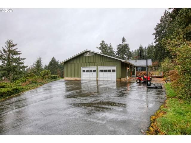 420 Elk Dr, Cottage Grove, OR 97424 (MLS #21673805) :: Song Real Estate