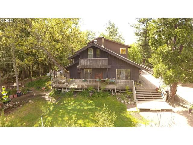 1237 Shanks Creek Rd, Wolf Creek, OR 97497 (MLS #21673904) :: The Liu Group
