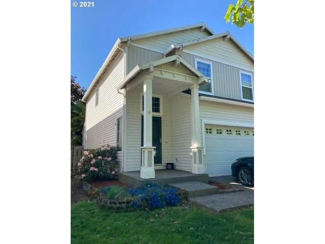 5016 NE Candlewood Pl, Hillsboro, OR 97124 (MLS #21674098) :: Fox Real Estate Group