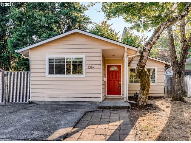 10120 N Central St, Portland, OR 97203 (MLS #21674234) :: Next Home Realty Connection