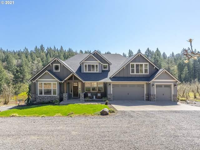 18267 SW Courtney Rd, Sherwood, OR 97140 (MLS #21674519) :: McKillion Real Estate Group