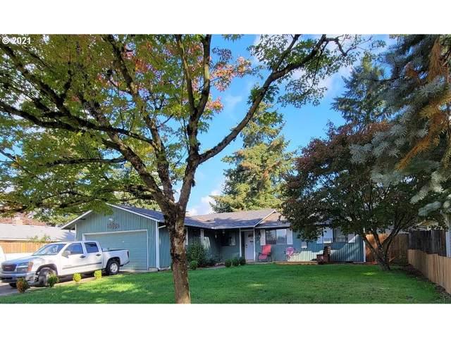4511 NE 151 St, Vancouver, WA 98682 (MLS #21674862) :: Premiere Property Group LLC