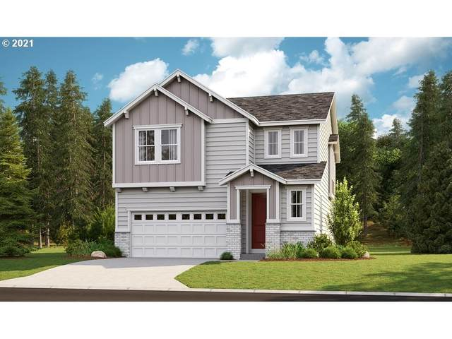 27652 SW Marigold Ter, Wilsonville, OR 97070 (MLS #21675116) :: Premiere Property Group LLC