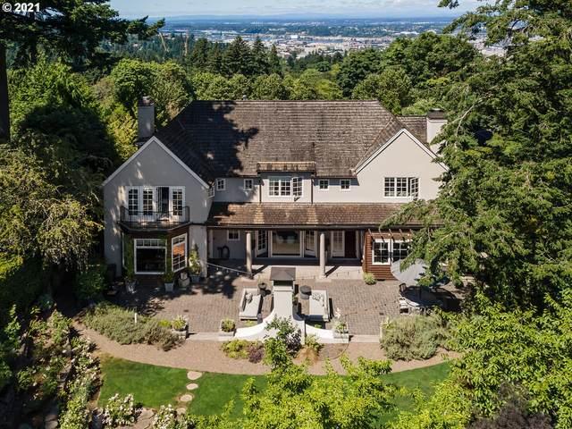 1948 SW Terrace Dr, Portland, OR 97201 (MLS #21675125) :: Beach Loop Realty