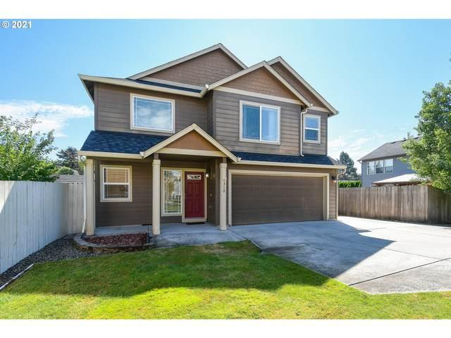 4318 NE 58TH Cir, Vancouver, WA 98661 (MLS #21675439) :: Stellar Realty Northwest
