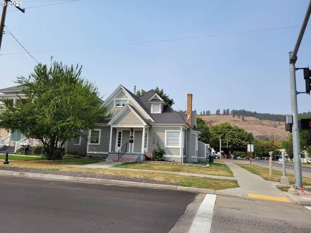 1914 2ND St, La Grande, OR 97850 (MLS #21675466) :: McKillion Real Estate Group