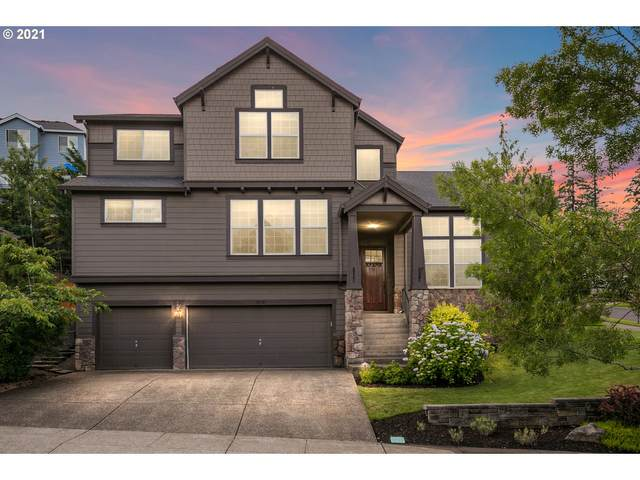 15791 SE Sweet Valentine Dr, Happy Valley, OR 97086 (MLS #21675516) :: Fox Real Estate Group