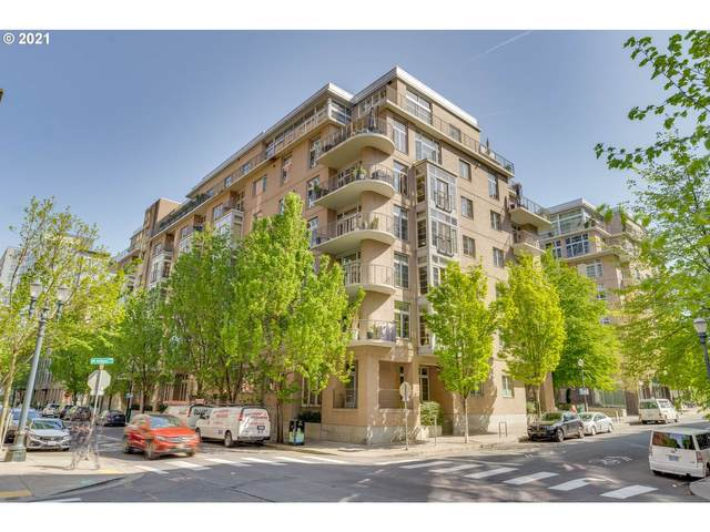 1130 NW 12TH Ave #200, Portland, OR 97209 (MLS #21675886) :: Townsend Jarvis Group Real Estate