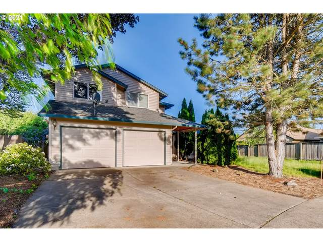 51636 SW Snyder Ct, Scappoose, OR 97056 (MLS #21676081) :: Townsend Jarvis Group Real Estate