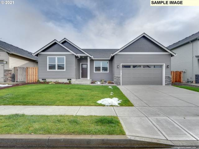 1705 NW 29TH Ave, Battle Ground, WA 98604 (MLS #21676124) :: Brantley Christianson Real Estate