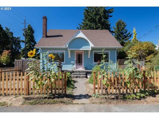 1505 NE 55TH Ave, Portland, OR 97213 (MLS #21676168) :: McKillion Real Estate Group