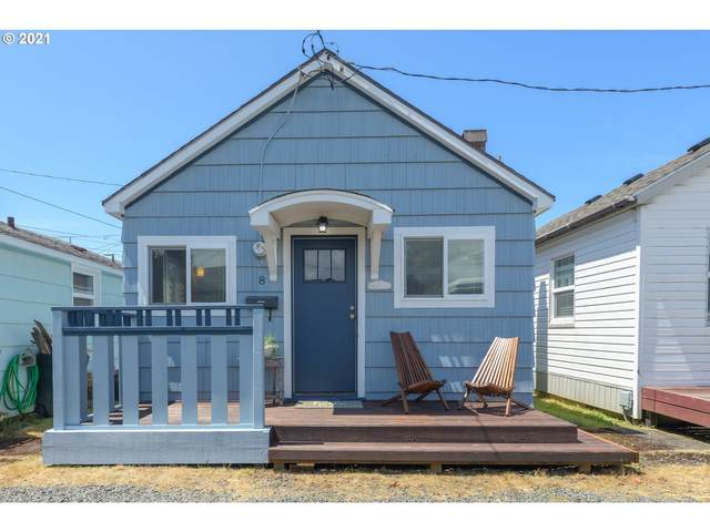 314 4th Ave, Seaside, OR 97138 (MLS #21676180) :: The Pacific Group