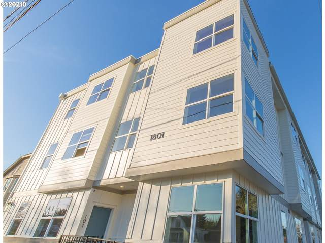 1801 N Rosa Parks Way #103, Portland, OR 97217 (MLS #21676296) :: Townsend Jarvis Group Real Estate