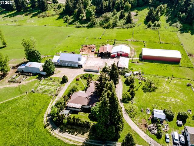 79385 Sears Rd, Cottage Grove, OR 97424 (MLS #21676413) :: Change Realty