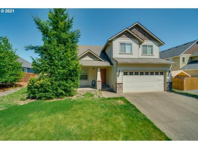420 N 7TH St, Carlton, OR 97111 (MLS #21676486) :: Song Real Estate