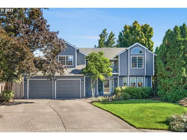 3074 NW 167TH Pl, Beaverton, OR 97006 (MLS #21676535) :: McKillion Real Estate Group