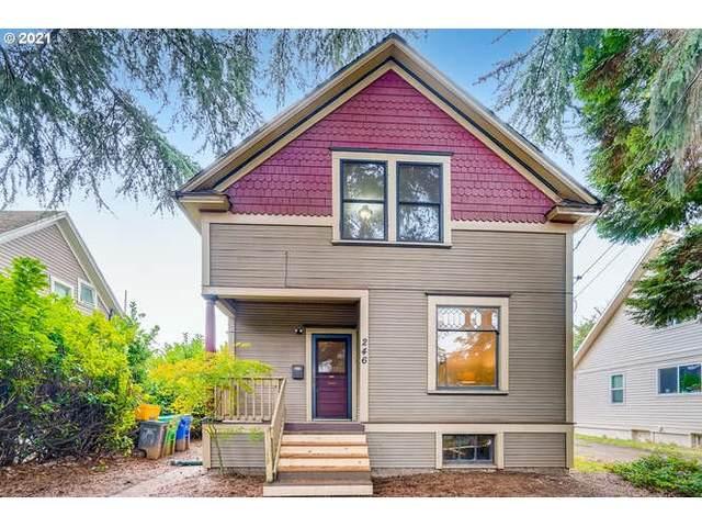 246 NE Fremont St, Portland, OR 97212 (MLS #21676670) :: Oregon Farm & Home Brokers