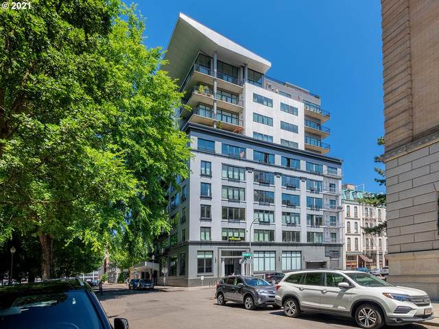 300 NW 8TH Ave #603, Portland, OR 97209 (MLS #21676726) :: Change Realty