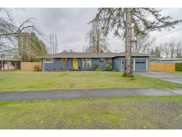 13470 SW 6TH St, Beaverton, OR 97005 (MLS #21676798) :: Brantley Christianson Real Estate