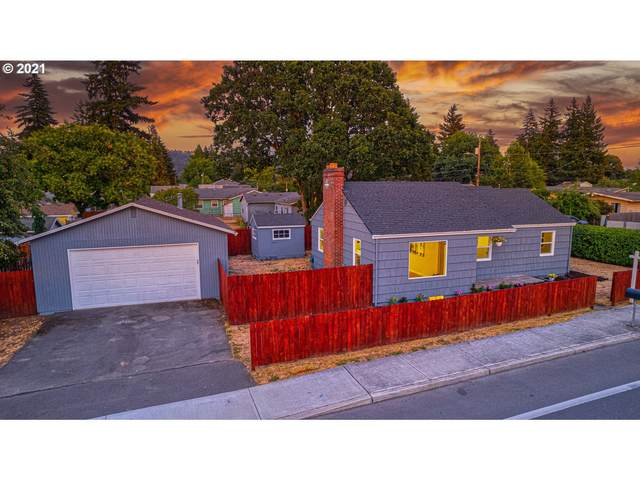 9620 SE Bell Ave, Milwaukie, OR 97222 (MLS #21677126) :: The Liu Group