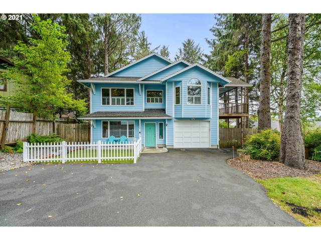 323 N Chinook, Cannon Beach, OR 97110 (MLS #21677182) :: Townsend Jarvis Group Real Estate