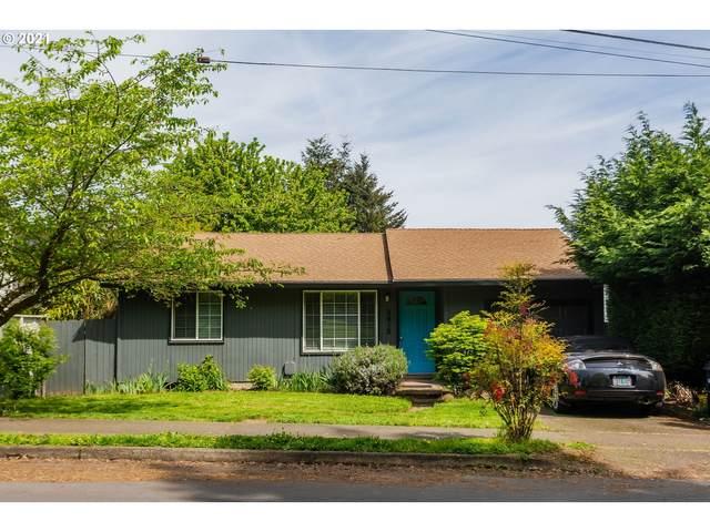 3415 N Trenton St, Portland, OR 97217 (MLS #21677250) :: Cano Real Estate