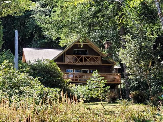 95108 Elk River Rd, Port Orford, OR 97465 (MLS #21677419) :: Song Real Estate